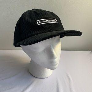 DC Shoe Co USA Corduroy Adjustable Hat NWT